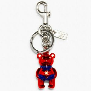 Coach | Marvel Captain Marvel Bear Bag Charm